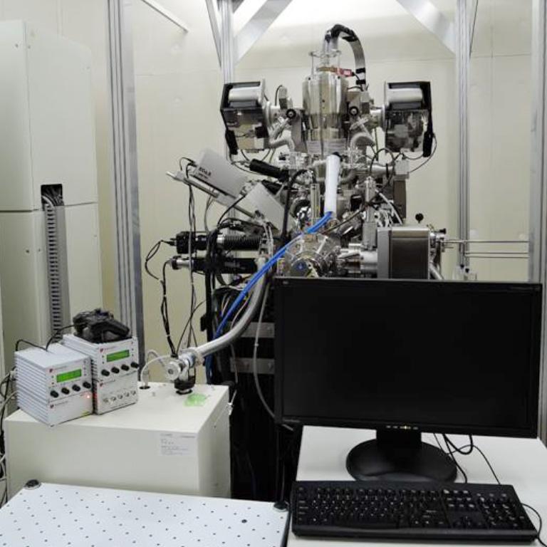 高速加工観察分析装置システム