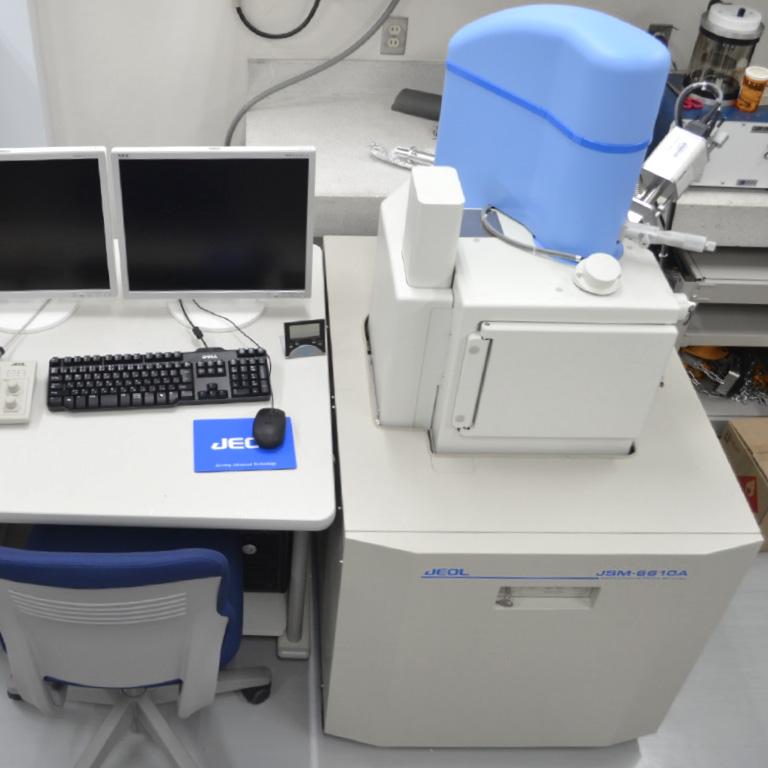 走査電子顕微鏡 JSM-6610 A