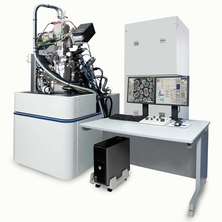 高速加工観察分析装置システム MI4000L